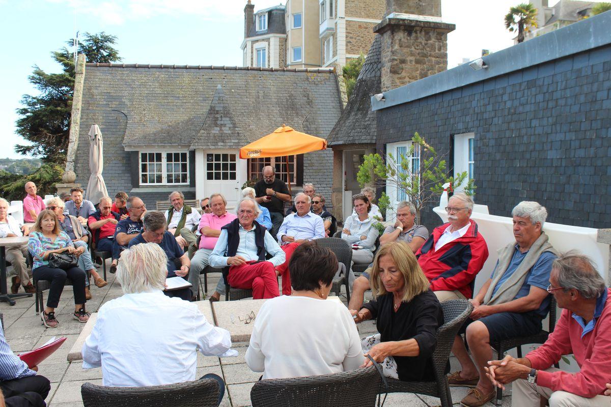 Assemblée générale du 21 août 2020 Yacht Club de Dinard