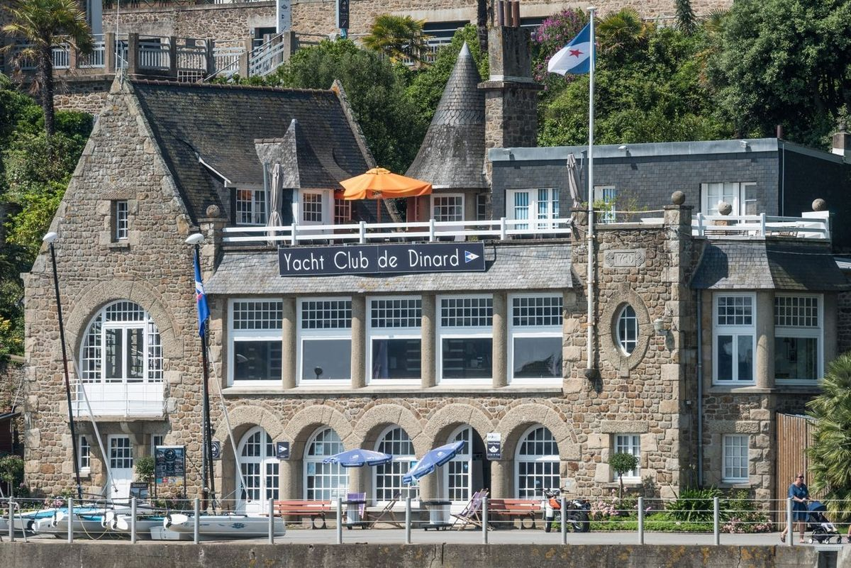 Le Yacht Club de Dinard