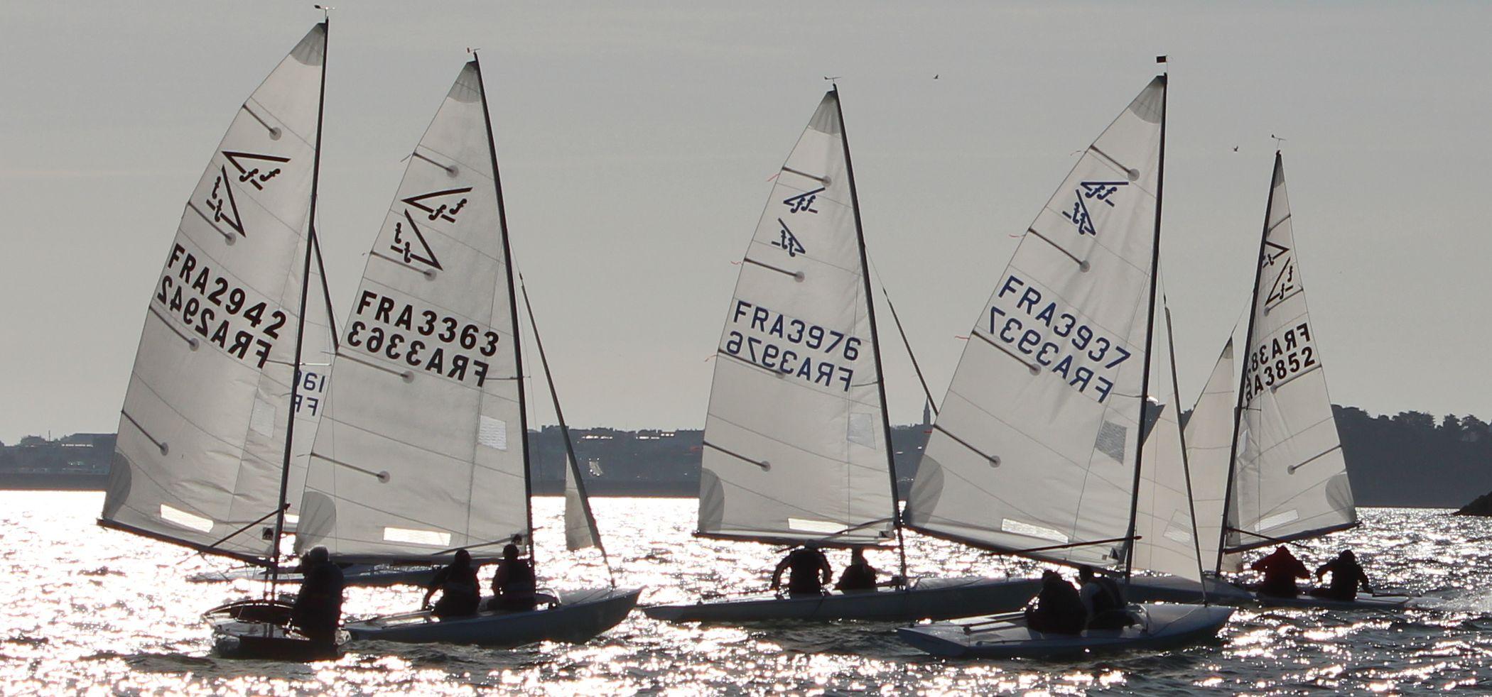 Challenge printemps automne du Yacht Club de Dinard
