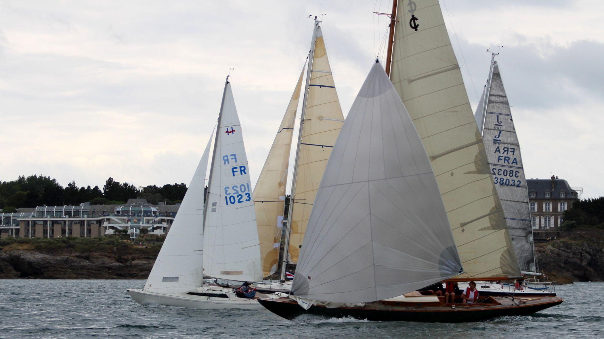 Régate Thalassa Yacht Club de Dinard