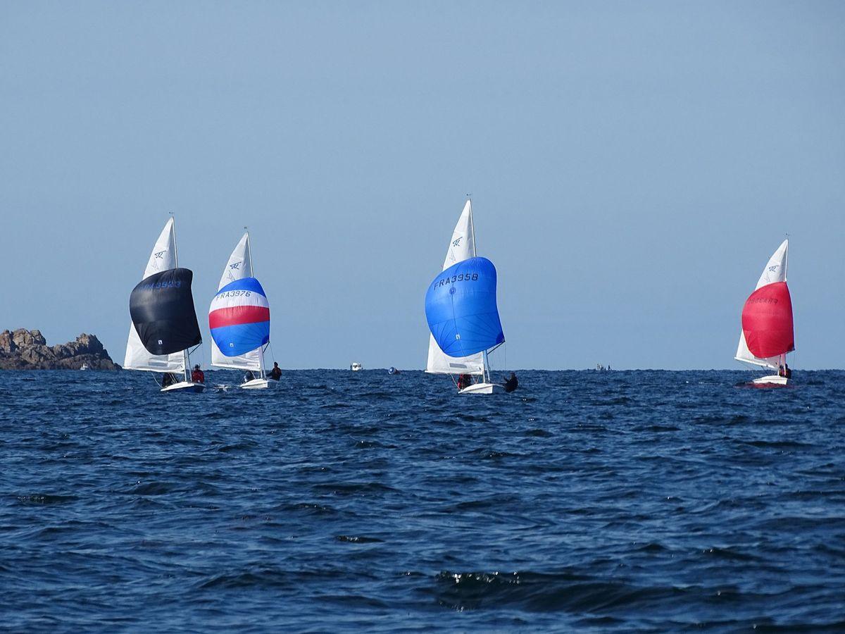 Challenge printemps du Yacht Club de Dinard