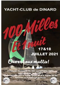 Affiche 100 Milles et une nuit 2021